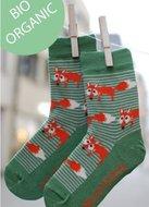 Bio-katoenen-gestreepte-sokken-met-vosjes