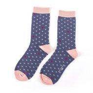 bamboe-blauwe-sokken-met-hartjes