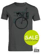 bike grijs shirt
