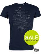 directions t-shirt pijlen wegwijzers