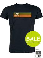 heren shirt fietser print