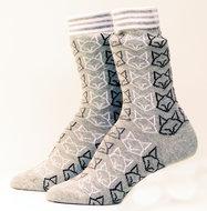 Bio-katoenen-sokken-vos-grijs
