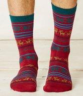 bamboe winter sokken