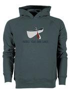 Fair trade hoodie met cano