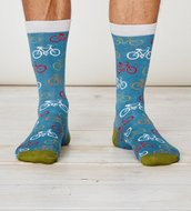 Bamboe fiets sokken