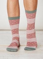 Bamboe-sokken-Catherine-terracotta