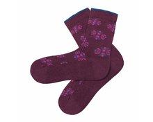Bio-katoenen-sokken-Lotus-purple