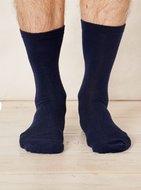 Bamboe-navy-blauwe-sokken