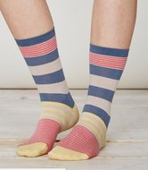 Bamboe-sokken-Britta-China-blue