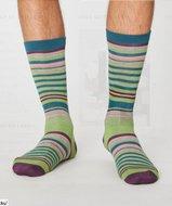 jamie bamboe sokken groen