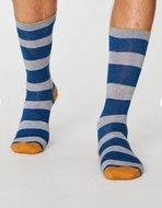 Bamboe-kieran-blauw-gestreepte-herensokken