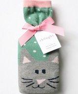2-paar-bamboe-Miauw-sokken