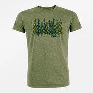 greenbomb kaki shirt