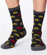 bamboe sokken met dino