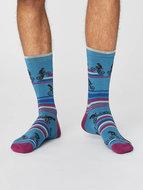 heren bamboe sokken
