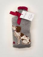 cadeau zakje met bamboe sokken